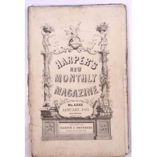 Harper's Monthly January 1857
