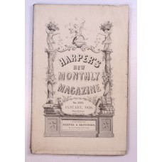 Harper's Monthly January 1858