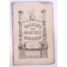 Harper's Monthly January1862