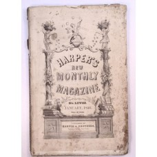 Harper's Monthly January 1856