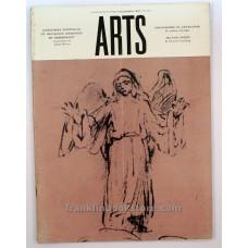 Arts Magazine December 1957