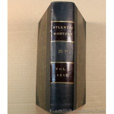 Lizzy Griswold's Thanksgiving 1859 Atlantic Monthly Volume 3