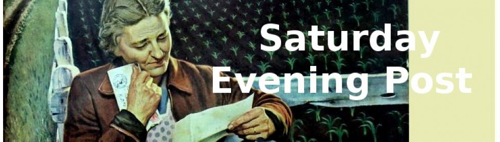 The Saturday Evening Post World War II