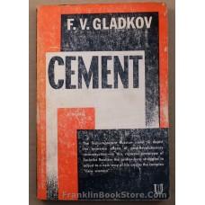 Cement by R. V. Gladkov  1976