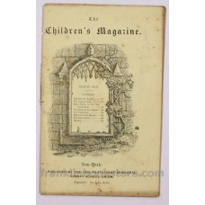 August 1852 The Children's Magazine Priest at the Outpost by Rev John M. Neale