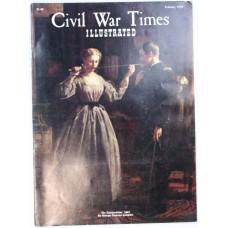Civil War Times February 1970 Battle of Rich Mountain - by Dr. Robert B. Boehm