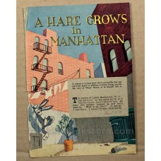 A Hare Grows in Manhattan December 1945 Bugs Bunny