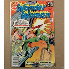 Wonder Woman DC Comic #251 1979