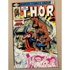 Thor #293 Comic 1980 Marvel