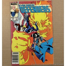 "The New Defenders #137 ""Hearts and Minds!"" 1984"