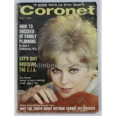 Coronet April 1965 Fourteen Orphans Easter Eggs