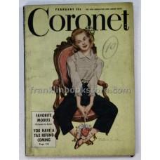 Coronet February 1949