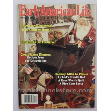 1986  Early American Life Christmas December