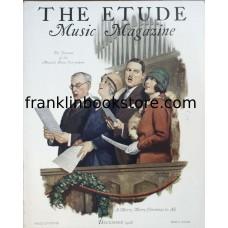 Etude December 1928