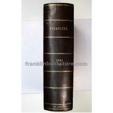Financier 1894 Volume 1 Jan-June