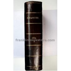Financier 1894 Volume 2
