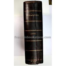 Financier 1898 Volume 2 War of 1898