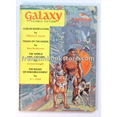 Galaxy Science Fiction April 1968