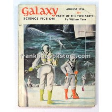 Galaxy Science Fiction August 1954