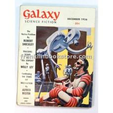Galaxy Science Fiction December 1956