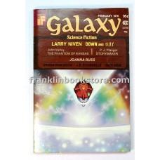 Galaxy Science Fiction February 1976