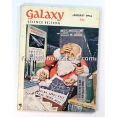 Galaxy Science Fiction January 1956