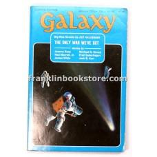 Galaxy Science Fiction January 1974