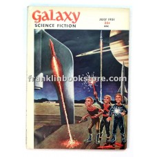 Galaxy Science Fiction July 1951