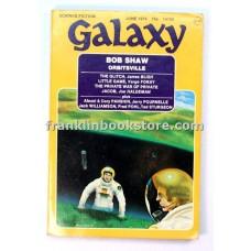 Galaxy Science Fiction June 1974
