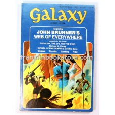 Galaxy Science Fiction March 1974