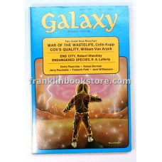 Galaxy Science Fiction May 1974