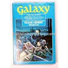 Galaxy Science Fiction November 1972