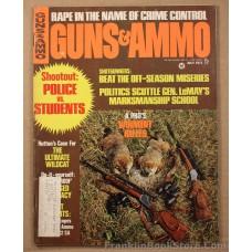 East Tennessee State University Rifle Team verses Johnson City Police Guns & Ammo July 1971