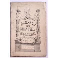 Harper's Monthly April 1859