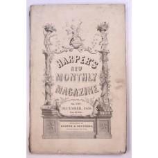 Harper's Monthly December 1859
