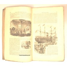 Charles James Lever Harper's Monthly May, 1851 Napoleon and the Pope