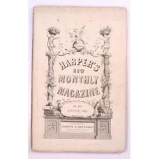 Harper's Monthly August 1868