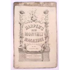 Harper's Monthly August 1869