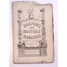 Harper's Monthly December 1862