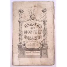Harper's Monthly December 1863