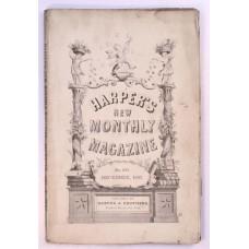 Harper's Monthly December 1867