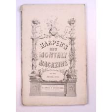 Harper's Monthly April 1870