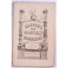 Harper's Monthly April 1871