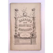 Harper's Monthly April 1872