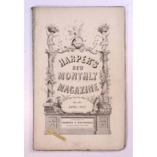 Harper's Monthly April 1873