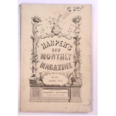Harper's Monthly April 1874