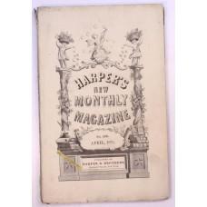 Harper's Monthly April 1875