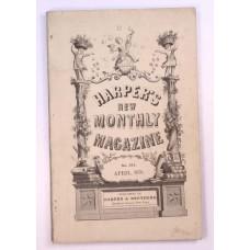 Harper's Monthly April 1876