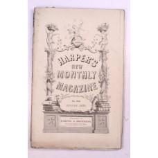 Harper's Monthly August 1870