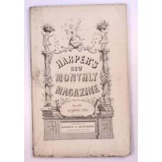 Harper's Monthly August 1871